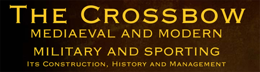 Free Online Version of The Book of The Crossbow